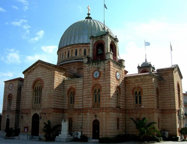 Ιερά αγρυπνία στον Μητροπολιτικό Ιερό Ναό Φανερωμένης Αιγίου