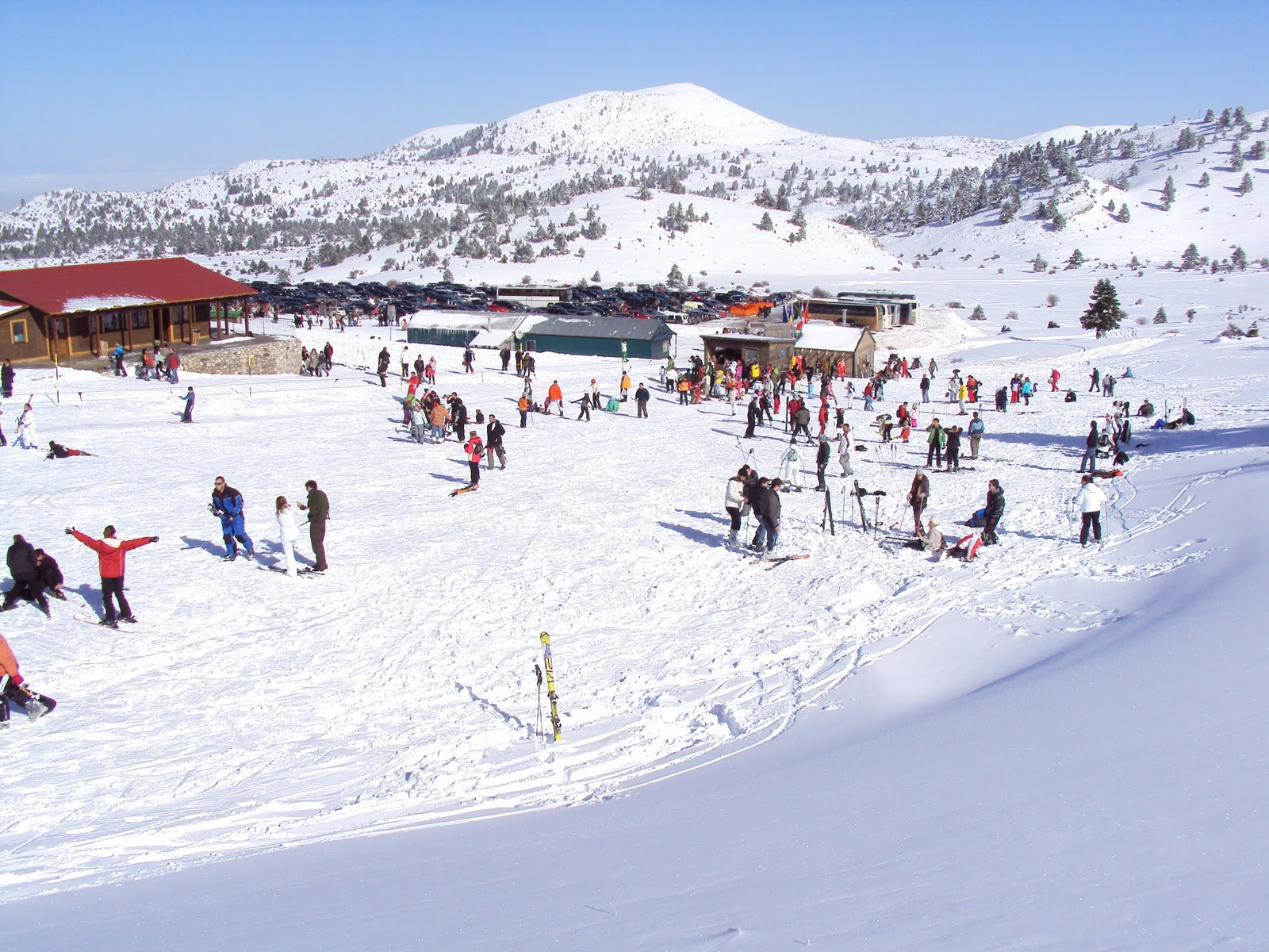 Χιονοδρομικού Κέντρου Καλαβρύτων: Ανακοίνωση για τους Δημότες Αιγιαλείας