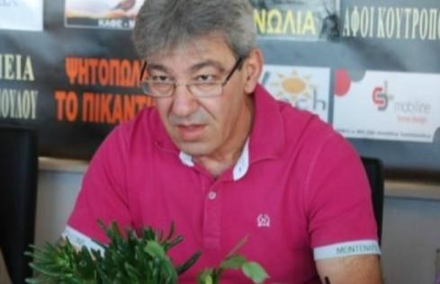 Π.Γ.Σ.: Τελεσίδικη η απόφαση παραίτησης από τον Αντώνη Ρέλλα