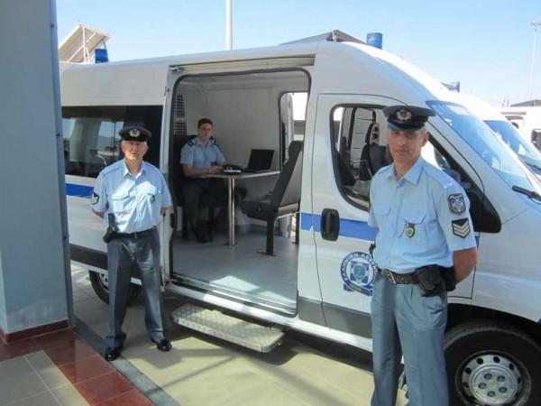 Εβδομαδιαίο Δρομολόγιο Κινητής Αστυνομικής Μονάδας Αχαΐας 31-7-2017 έως 06-8-2017