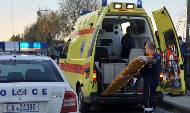 Ένας τραυματίας από εκτροπή αυτοκινήτου στο Λαμπίρι