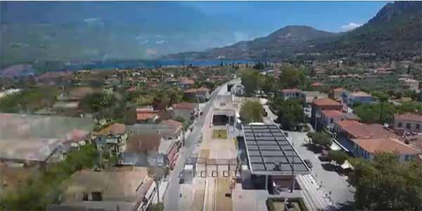 Άμεσα η δημοπράτηση του σιδηροδρομικού έργου Κιάτου-Ροδοδάφνης