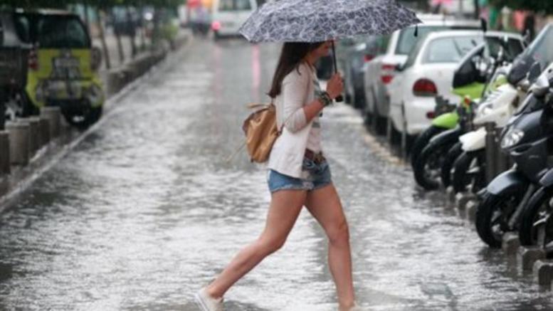 Τρεις ημέρες με βροχές και καταιγίδες